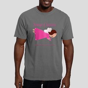 Messenger of Awareness.p Mens Comfort Colors Shirt