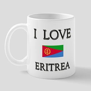 I Love Eritrea Mug