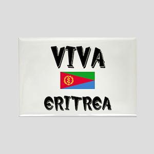 Viva Eritrea Rectangle Magnet