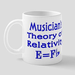 Music Theory Teacher 2 Mug