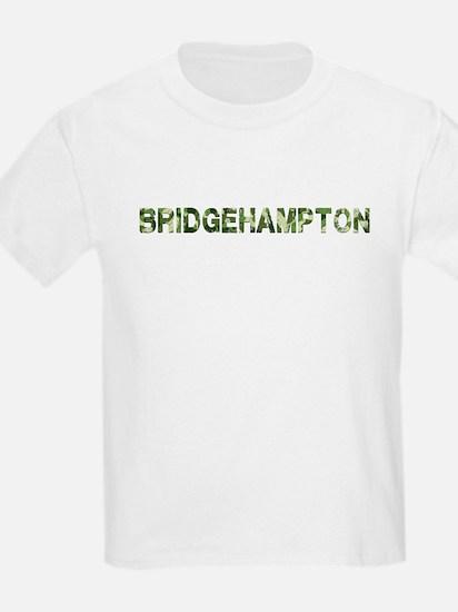 Bridgehampton, Vintage Camo, T-Shirt