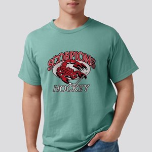 Scorpion Logo - Basic Mens Comfort Colors Shirt