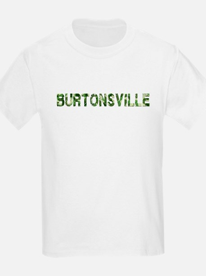 Burtonsville, Vintage Camo, T-Shirt