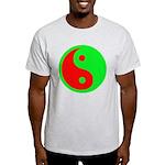 Alien Yin-Yang Light T-Shirt