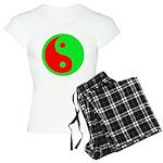 Alien Yin-Yang Women's Light Pajamas
