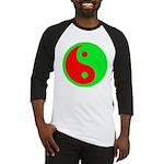 Alien Yin-Yang Baseball Jersey