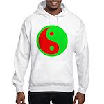 Alien Yin-Yang Hooded Sweatshirt