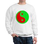 Alien Yin-Yang Sweatshirt