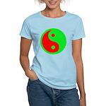 Alien Yin-Yang Women's Light T-Shirt