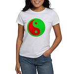Alien Yin-Yang Women's T-Shirt