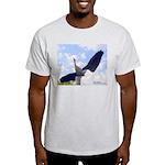 Curious Bird Ash Grey T-Shirt