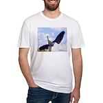 Curious Bird Fitted T-Shirt