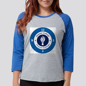 sawyerclock Womens Baseball Tee