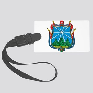 Oriente Coat Of Arms Large Luggage Tag