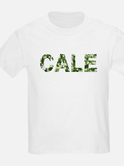 Cale, Vintage Camo, T-Shirt