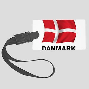 Danmark Large Luggage Tag