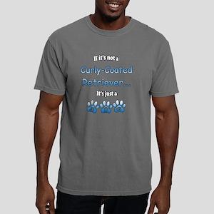 CurlyNot Mens Comfort Colors Shirt