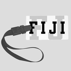 FJ Fiji Large Luggage Tag