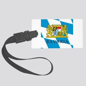 Bavaria Coat Of Arms Large Luggage Tag