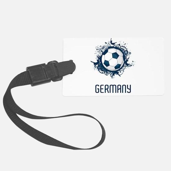 Germany Luggage Tag