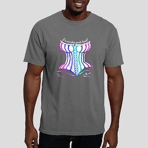 Corset_R1Plusblk_12x12_a Mens Comfort Colors Shirt