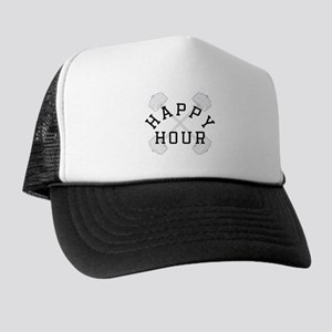 Happy Hour Trucker Hat