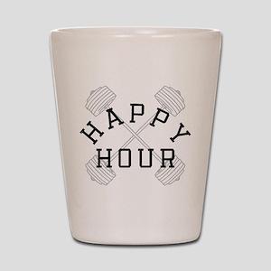 Happy Hour Shot Glass