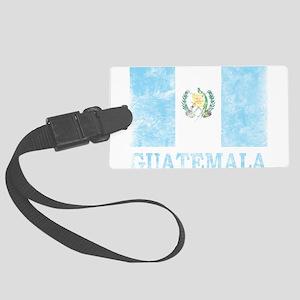 Vintage Guatemala Large Luggage Tag