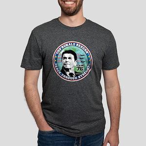 USS-Ronald-Reagan-2009 Mens Tri-blend T-Shirt