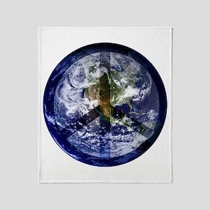 EarthPeace Throw Blanket