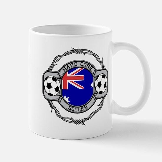 Australia Soccer Mug