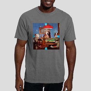 pokerclk Mens Comfort Colors Shirt