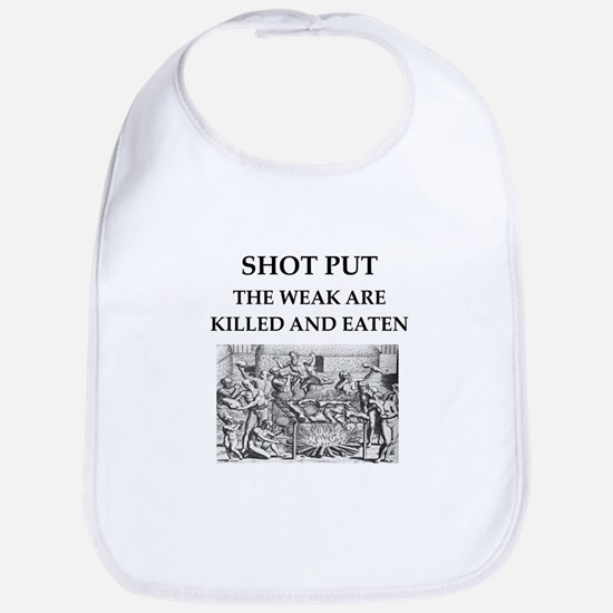shot put Bib