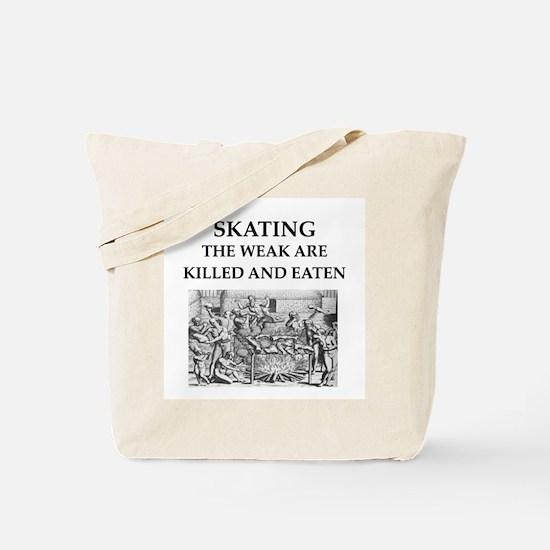 skating Tote Bag