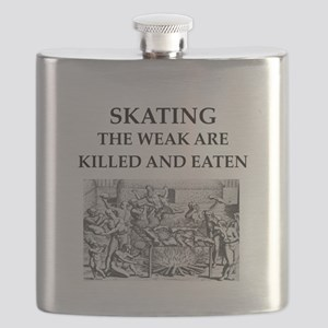 skating Flask
