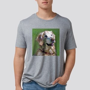 aldo draw  3 16x16 Mens Tri-blend T-Shirt
