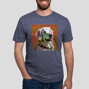 aldo draw  4 16x16 Mens Tri-blend T-Shirt