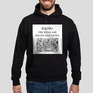 radio Hoodie (dark)