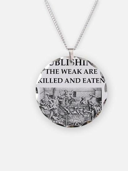 PUBLISH.ing Necklace