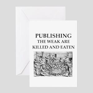 PUBLISH.ing Greeting Card