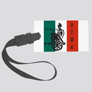 Roma Large Luggage Tag