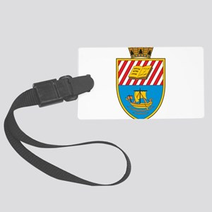 Beirut Coat Of Arms Large Luggage Tag
