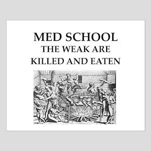 med,school Small Poster