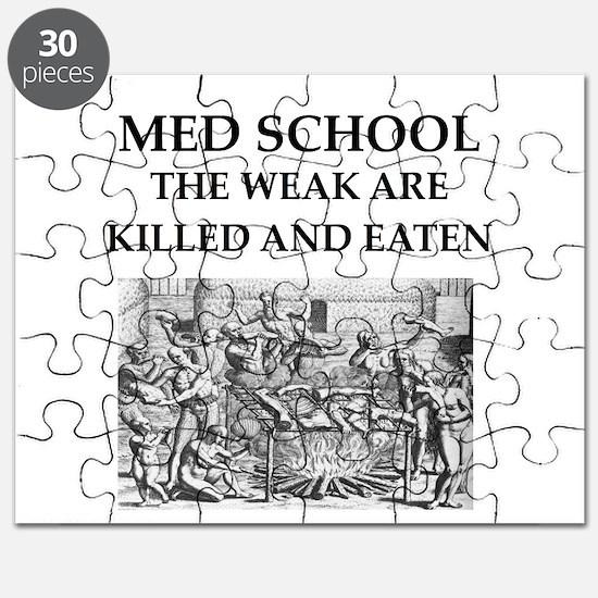 med,school Puzzle
