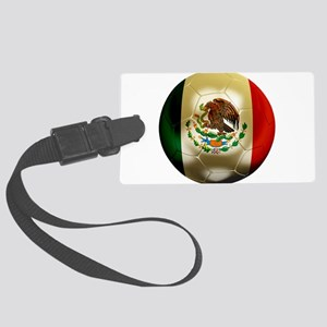 Mexico World Cup Large Luggage Tag