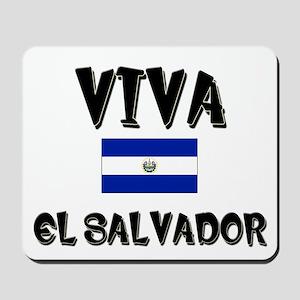Viva El Salvador Mousepad