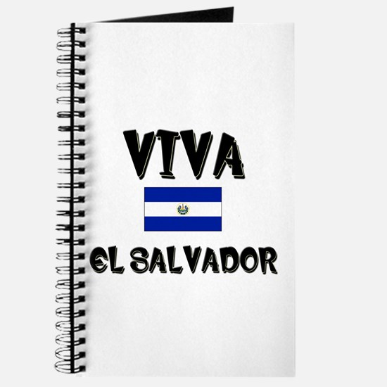 Viva El Salvador Journal