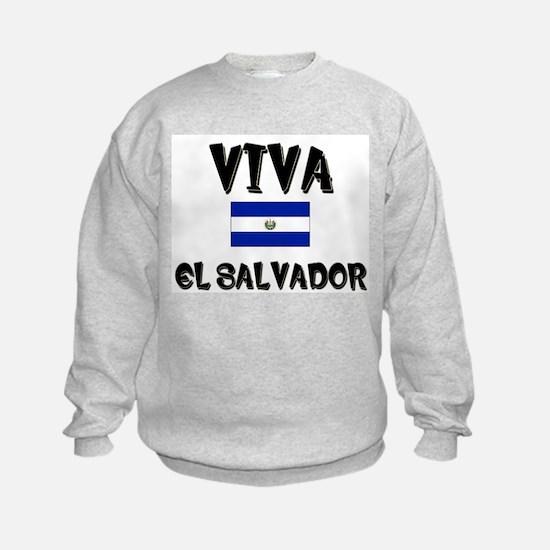 Viva El Salvador Sweatshirt