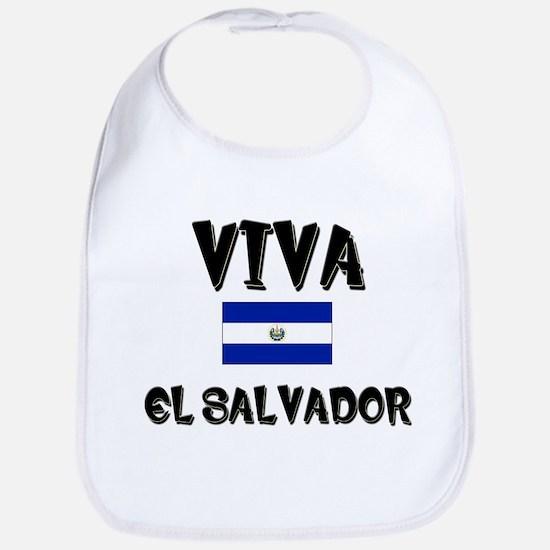 Viva El Salvador Bib