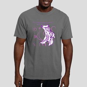 10x10_Boots_R1 Mens Comfort Colors Shirt